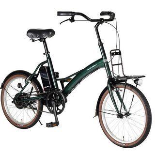 【 新品未開封品 】TRANS MOBILLY トランスモバイリー 電動アシスト自転車 E-BASIC CITY 2020年モデルの画像