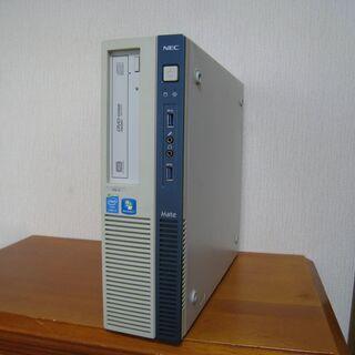 NEC ディスクトップパソコン Win10/64Bit Offi...