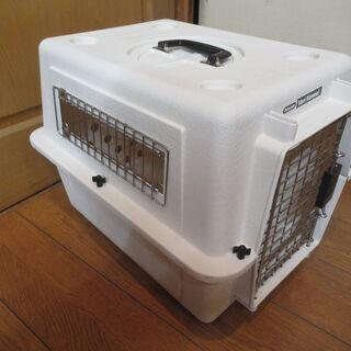 ペット用品 小型犬・猫用おでかけ用品 キャリーコンテナ ペ…