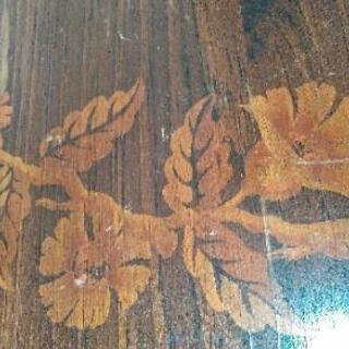 古いターンテーブル - 家具