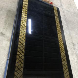 輪島塗 座卓 ガラス付 漆塗 150×90×33cm