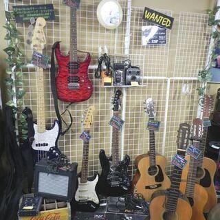 楽器コーナー リニューアルにつき高価買取中!