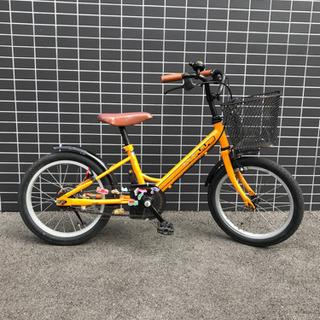 子供自転車 16インチ - 京都市