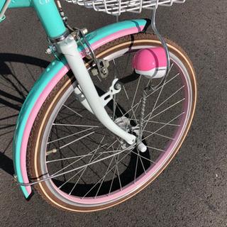自転車 20インチ 整備済み 比較的キレイです - 売ります・あげます