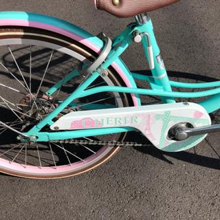 自転車 20インチ 整備済み 比較的キレイです − 愛知県