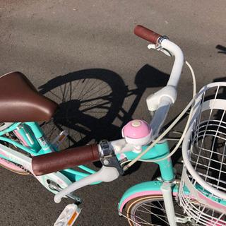 自転車 20インチ 整備済み 比較的キレイです - 自転車