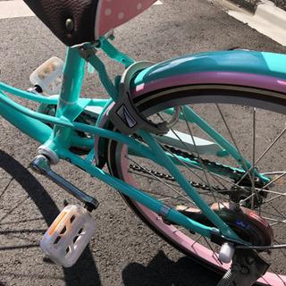 自転車 20インチ 整備済み 比較的キレイです - 名古屋市