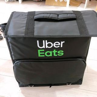 UberEATS専用バッグの画像
