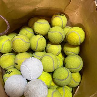 テニスボールの画像