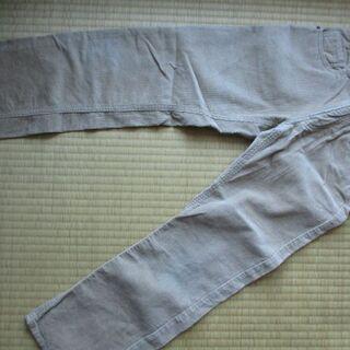【最終処分】 Used コーデュロイ パンツ サイズ140 ズボ...