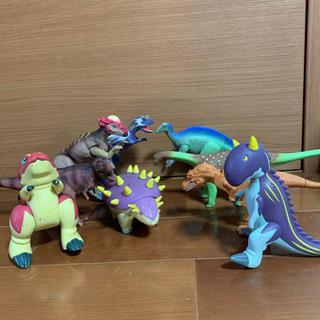 恐竜 フィギュア 9体