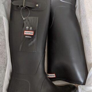 HUNTER レインブーツ(長靴)の画像