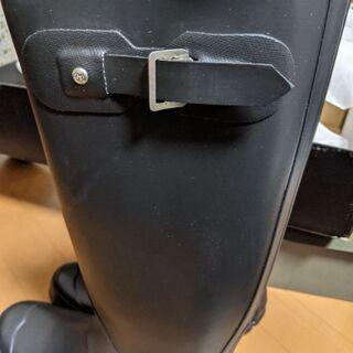 HUNTER レインブーツ(長靴) - 靴/バッグ