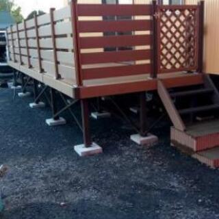 エクステリア、カーポート、フェンス、物置等施工、解体