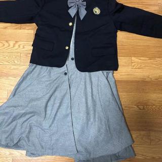 女の子卒園式、入学式用スーツ4点セット。サイズ170cm