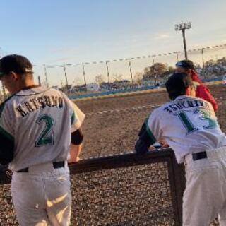 草野球マネージャー、選手募集!