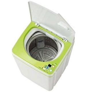 自動洗濯機 2016年式 小型【購入レシートあり】