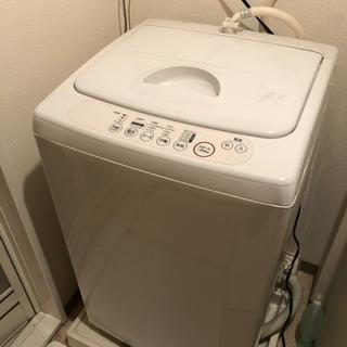 【再値下】無印良品 洗濯機 2008年購入