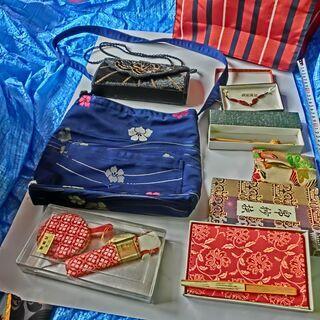 ★和風小物、まとめて、状態、使用感なく綺麗、祝い事等(★バッグ、...