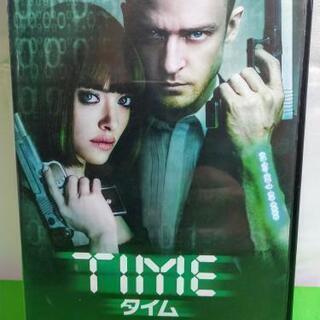 【TIME】DVD📀これまでの常識を覆す 衝撃のタイムリミットS...