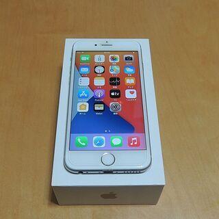 【ネット決済】Apple iphone6s 16GB au シル...