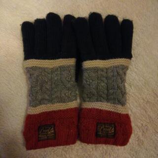 手袋 ニット