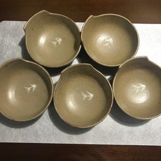 小鉢 5個セット