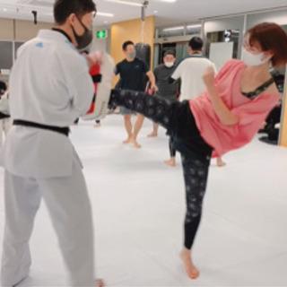 キックボクシングクラス 無料体験受付中!