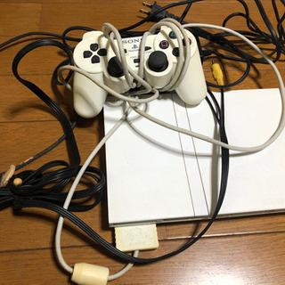 【ネット決済】【あげます】 PlayStation2 ジャンク扱い