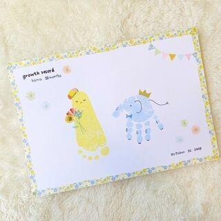 赤ちゃんの「今」を残す よこはま手形アート教室 Pastelte...
