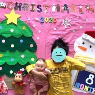 【12月開催☆熊谷・川越・大宮】赤ちゃんと楽しむクリスマスベビー...