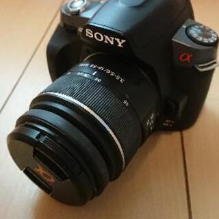 ソニー 一眼レフカメラ α330