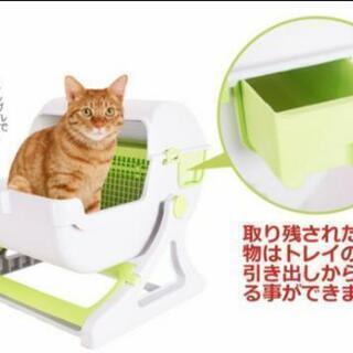 半自動猫トイレ − 熊本県