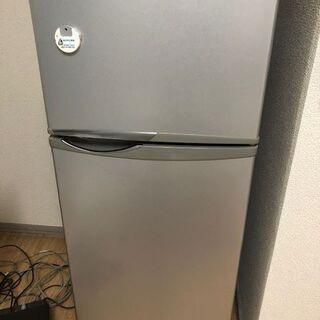 シャープ ノンフロン冷凍冷蔵庫118L 2013年製 SJ…