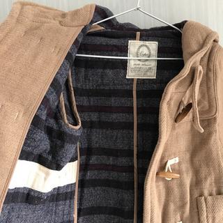 セポ ダッフルコート - 服/ファッション