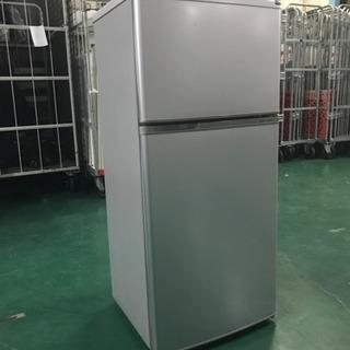AQUA 2ドア冷蔵庫 AQR-111E 2016年製