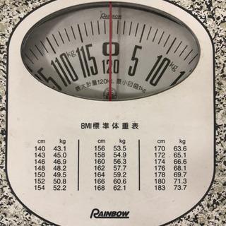 オリジナル体重計