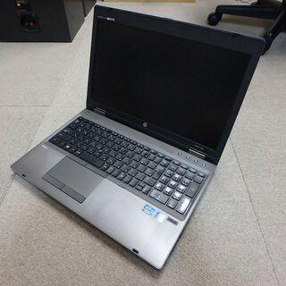 パソコン ノートパソコン☆HP 6560b☆No.0057 12 9