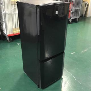 三菱 2ドア冷蔵庫 MR-P15EZ-KK 2015年製