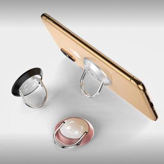 新品未使用、スマホリング 携帯 リング 薄型 パンダデザイン ス...