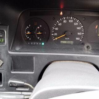 【ネット決済】走行96,000km ハイエースバンロング K...