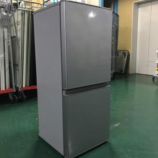 AQUA 2ドア冷蔵庫 AQR13G(S)2018年製