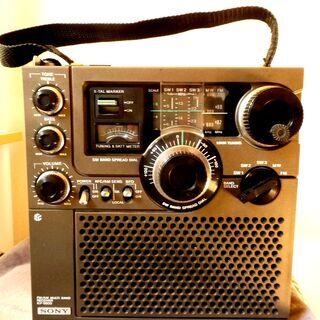 【ネット決済・配送可】SONY IFC-5900 5バンドラジオ...