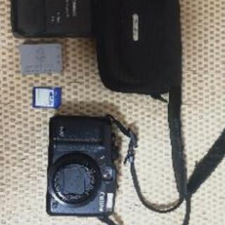 CANON PowerShot G10 日本製