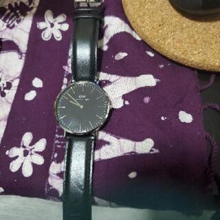 腕時計(DW)