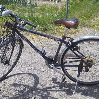 SHIMANO 自転車 28インチ 6段変速ギア
