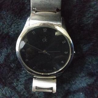 決まりました。CK(カルバン・クライン)時計とノーネームの時計