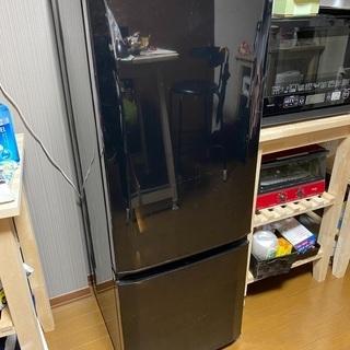 譲ります 三菱ノンフロン冷凍冷蔵庫の画像
