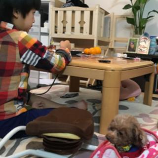 正方形家具調のコタツです - 名古屋市