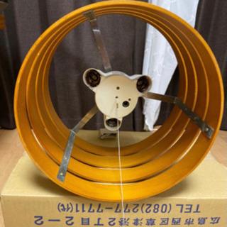 木製 ペンダントライト 【美品】 − 広島県